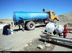 پیشقدمی خیرین کرمانشاهی در جهاد آبرسانی سیار به روستاهای بخش گهواره